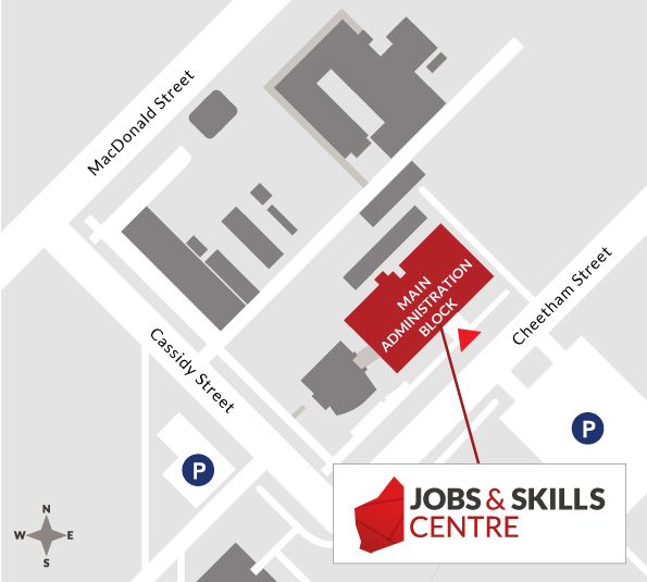 kalgoorlie jobs and skills centre