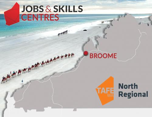 Broome Jobs and Skills Centre opens