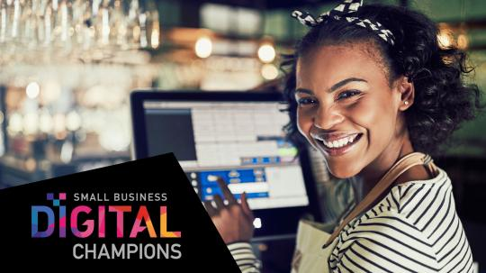 Digital champion opportunity
