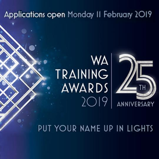 WA Training Awards 2019