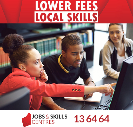 Lower Fees Local Skills image