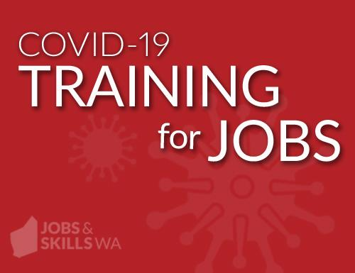 Training for jobs.