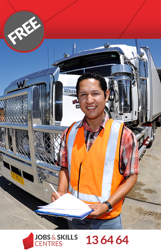 Get skills ready in transport operations.