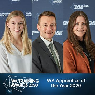 WATA 2020 Apprentice of the year finalists