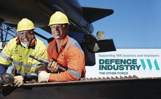 Defence industry employers.